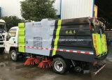 Camion di pulizia della via M3 della spazzatrice di strada delle rotelle di Forland 6 piccolo 3