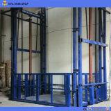 2t charger la cargaison de fret de l'entrepôt hydraulique de levage avec SGS