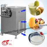 1500L/H, pequeno, homogenizador do leite da leiteria do aço inoxidável