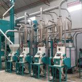 1t/Hトウモロコシの製造所の粉砕機のトウモロコシ食事の加工ライン
