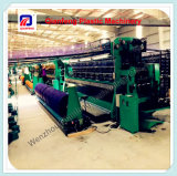 Máquina de hacer sombra Net tejido telar fabricante