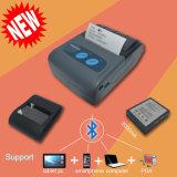 принтер получения 58mm портативный передвижной Bluetooth термально