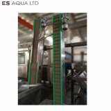 Garrafa de Enchimento automático de água de lavagem máquina de sopro de embalagem de rotulação de nivelamento