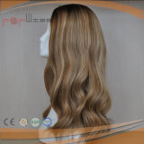 Bella parrucca ondulata dei capelli umani (PPG-l-0650)
