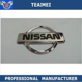 Los emblemas genuinos para el cromo plástico del ABS Badges insignia delantera del automóvil toda la placa de identificación de la serie