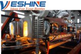 4 Machine van het Afgietsel van de Fles van het Huisdier van de holte de Semi Automatische Blazende
