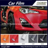 Involucro del vinile della fibra del carbonio del vinile della fibra del carbonio degli autoadesivi 3D dell'automobile