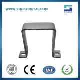 Corchete de acero galvanizado de la fijación de la correa de C