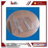 Obturateur de roulement en cristal de polycarbonate incassable de garantie