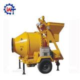 Bloc concret mobile bon marché hydraulique Wt6-30 faisant la machine