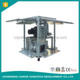 Zj Full-Automatic Vakuumpumpsystem mit Präzisions-Filter für Transformerot Öl unter Vakuum