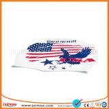 Tampões de natação bonitos duráveis da bandeira nacional