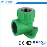 PPR cotovelo de 90 graus no tamanho verde 20-160mm