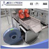 Sistema de granulagem da peletização do parafuso gêmeo plástico do PVC