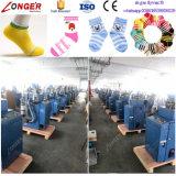 Sokken die van de Verkoop van de fabriek direct de Volledige Geautomatiseerde Machine vervaardigen