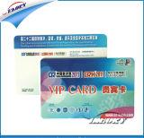 Carte PVC/ carte rabais / / carte VIP de la carte cadeau