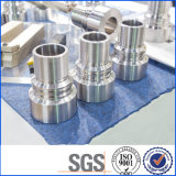 Maquinado CNC de alta precisión de piezas de metal personalizados OEM del fabricante de autopartes de aluminio forjado de metal de corte de acero de los componentes mecánicos de precisión de repuesto de torno