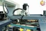 Máquina acanalada automática de la grapadora del cartón