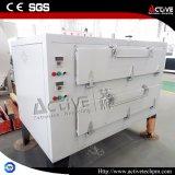 Plástico de alta calidad de la máquina de extrusión de teja de PVC
