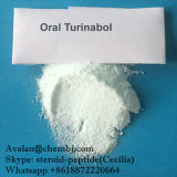 Mondelinge Turinabol /4-Chlorodehydromethyltestosterone voor de Groei van de Spier