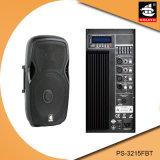 15 FAVORABLE 200W altavoz activo plástico PS-3215fbt del USB de la pulgada SD FM Bluetooth EQ