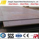 Piatto d'acciaio di ingegneria durevolezza d'acciaio resistente all'uso del macchinario di alta