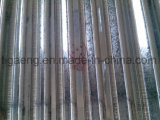 케냐를 위한 크롬산염 Passivated & Unoiled 냉각 압연된 물결 모양 직류 전기를 통한 강철 루핑 장
