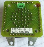 Ms3102A22-36p zetten PCB de Vergaarbak van de Koppeling van de Bajonet op