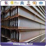 Warm gewalztes h-Eisen strahlt ShanghaiJIS H-Beamkonkurrenzfähiger Preis-Stahlbaustahl