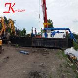 Rivière hydraulique de la faucheuse drague d'aspiration/Dregder Puming drague/rivière pour la vente
