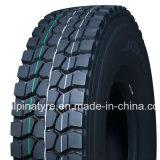 Posição de todos os cabos de aço dos pneus de veículos Via 11.00R20