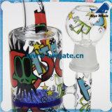 Tubo di fumo di fumo di vetro del tubo di acqua di alta qualità di Bw1-151 Tope