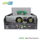 Grade Desligado Hyrbrid Inversor Solares Fotovoltaicos MPPT Carregador Controlador incorporado para Sistema de Energia Solar
