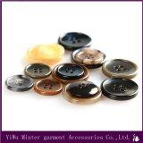 Одежда аксессуары брюки полимера кнопка мочевины и поверхности наружного зеркала заднего вида и Ox кнопка звукового сигнала для одежды High-Quality
