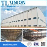 China Prefab Steel Structure Architecture Steel Frame Building Factory