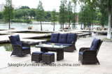 Insiemi esterni della mobilia del rattan del patio e del sofà del giardino (TG-078)