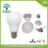 15W plástico PBT Alumínio SKD lâmpada LED de matérias-primas