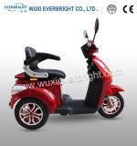 2017 três rodas triciclo Scooter Eléctrico, Mobilidade Scooter, E-bike, Scooter