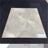 Cor amarelo claro com vidro polido de mármore piso porcelana Tile (VRP6H120)