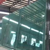 vidro curvado moderado 25mm para o vidro da porta de Decrative