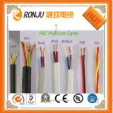300/500V изолированный PVC электрический кабель провода BV/BVV/RV/Rvv/Rvs