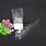 OPP transparentes seitliches Stützblech-Plastikpolybeutel