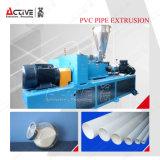 Linha de Produção de tubos de plástico de PVC/tubo de PVC linha de extrusão