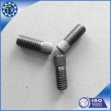 Tornillo y tuerca de encargo del espárrago del acero inoxidable del hardware del metal del CNC para los muebles usar