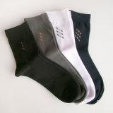 Mercerized хлопка Man носки