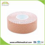 Un adhésif élastique en coton d'usine de conditionnement physique du muscle de la santé kinésiologie Ruban athlétique
