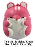 Lustiges neues Squishes-Kaninchen-Spielzeug
