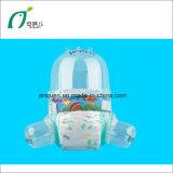 Cuidado macio super do bebê do tecido do bebê da amostra livre, feito em China