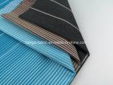 Teñido de hilados de algodón Camiseta banda Fabric-Lz7716