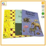 Softcover Qaulity alta servicio de impresión de libros